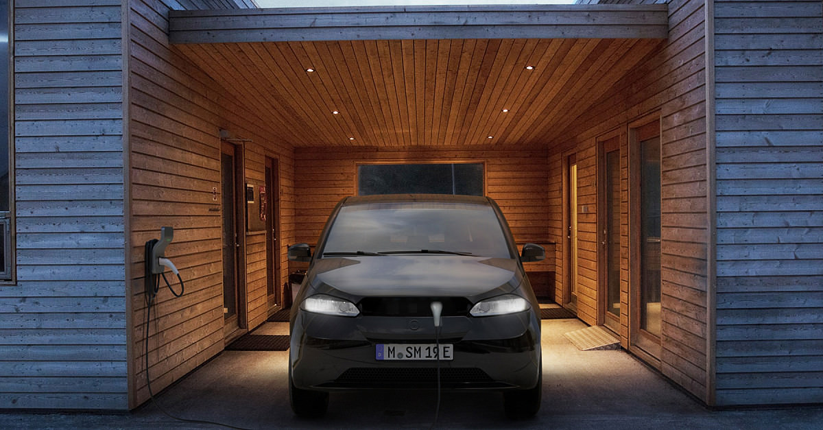 Elektroauto aufladen - Die Energie-Revolution Sion